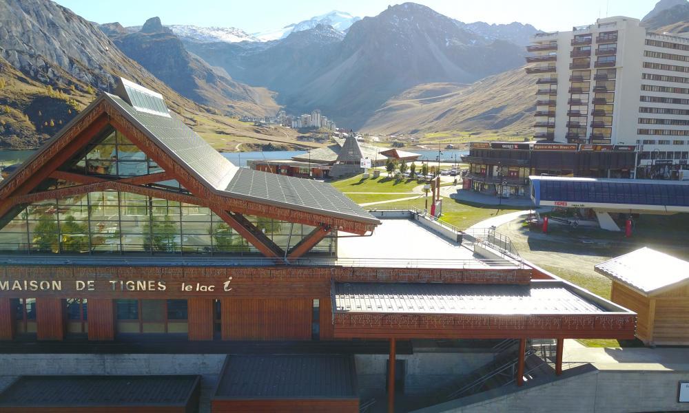Hotel Gentiana tigne ski espace Killy