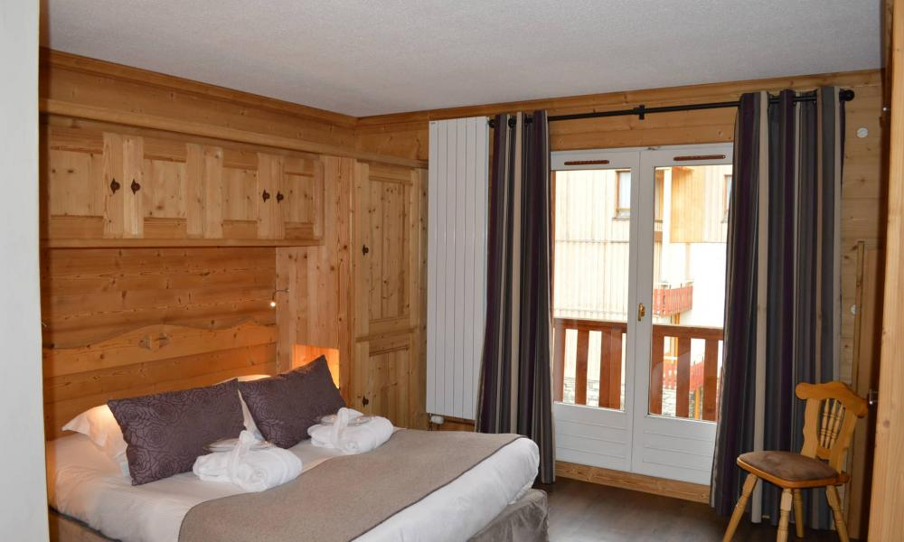Chambre hotel gentiana tignes hotel ski